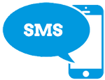 Picture of SMS Message